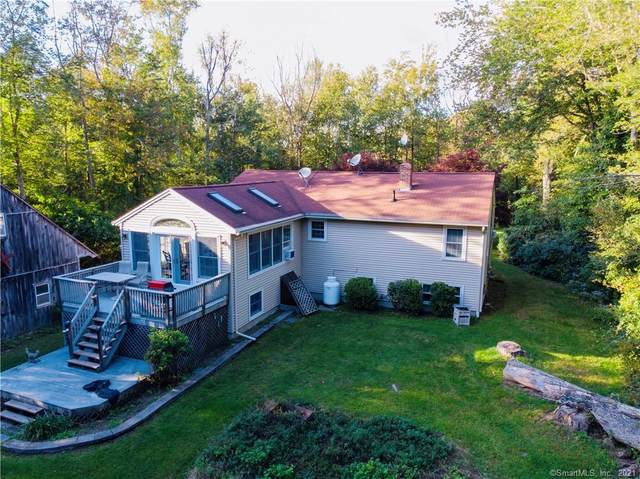 514 Westminster Road, Canterbury, CT 06331 (MLS #170442151) :: Chris O. Buswell, dba Options Real Estate