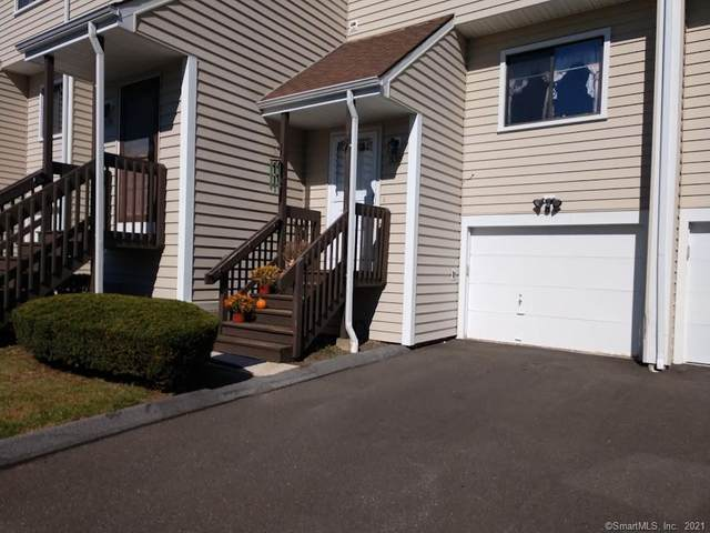 335 Monticello Drive #335, Branford, CT 06405 (MLS #170442787) :: Chris O. Buswell, dba Options Real Estate