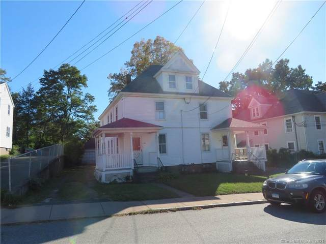 138 Maple Street, Manchester, CT 06040 (MLS #170444998) :: Chris O. Buswell, dba Options Real Estate
