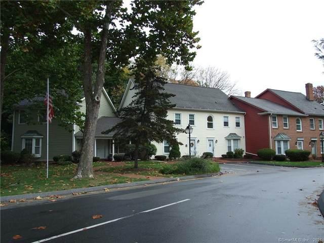 1 E Hayestown Road #3, Danbury, CT 06811 (MLS #170446199) :: Team Feola & Lanzante   Keller Williams Trumbull