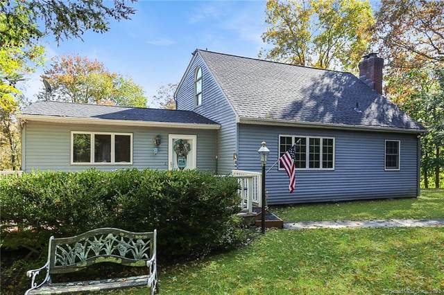 70 Ball Pond Road, New Fairfield, CT 06812 (MLS #170446242) :: Michael & Associates Premium Properties | MAPP TEAM
