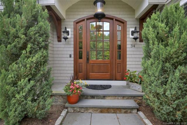 34 Little Fox Lane, Westport, CT 06880 (MLS #170091066) :: Carbutti & Co Realtors