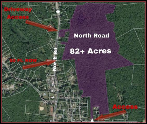 0 North Road, Groton, CT 06340 (MLS #170091767) :: GEN Next Real Estate
