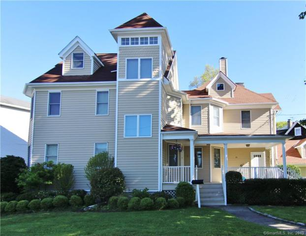 28 Woodland Drive B, Greenwich, CT 06830 (MLS #170170305) :: GEN Next Real Estate