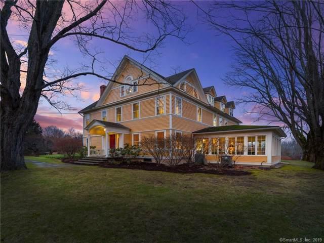 547 Under Mountain Road, Salisbury, CT 06068 (MLS #170194256) :: Michael & Associates Premium Properties | MAPP TEAM