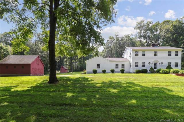 77 Sherman Turnpike, Redding, CT 06896 (MLS #170219424) :: The Higgins Group - The CT Home Finder