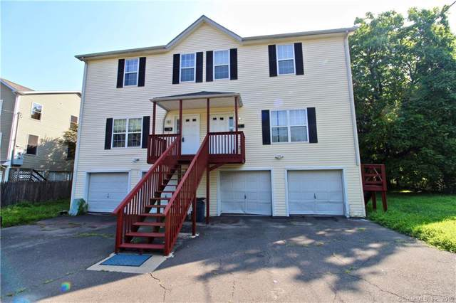 114 Brentwood Avenue #114, Fairfield, CT 06825 (MLS #170220799) :: The Higgins Group - The CT Home Finder