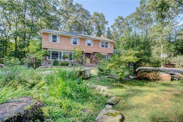 257 Woodhaven Road, Glastonbury, CT 06033 (MLS #170229590) :: The Higgins Group - The CT Home Finder
