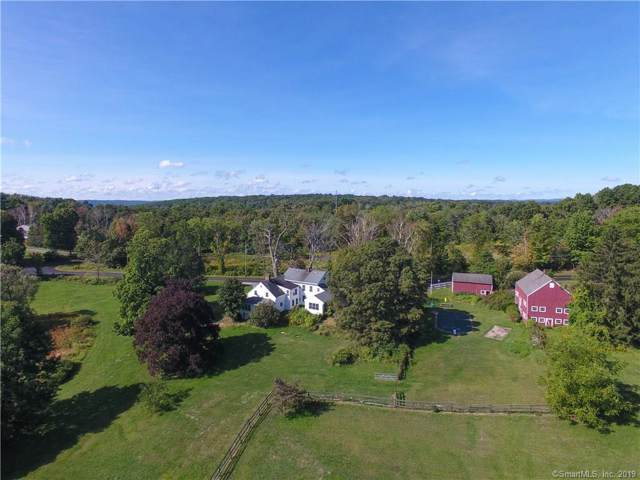 708 Spruce Brook Road, Southbury, CT 06488 (MLS #170229746) :: The Higgins Group - The CT Home Finder