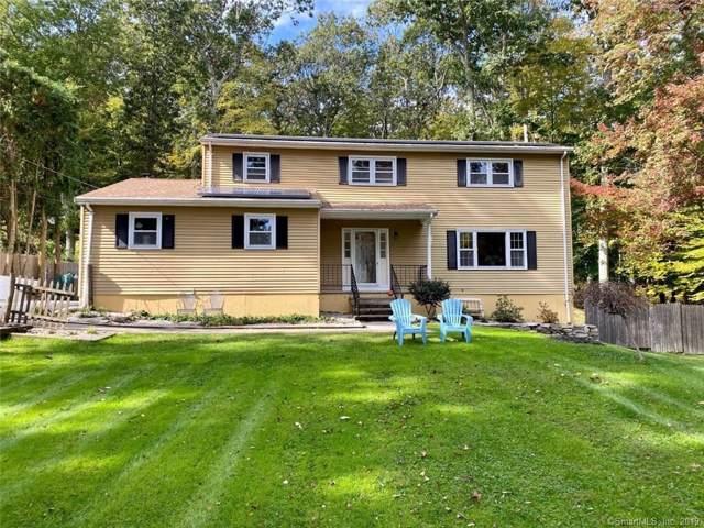 28 Partridge Hollow Road, Ledyard, CT 06335 (MLS #170239077) :: Michael & Associates Premium Properties | MAPP TEAM