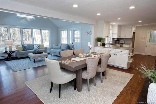 44 Fox Den Road, Simsbury, CT 06092 (MLS #170241349) :: The Higgins Group - The CT Home Finder