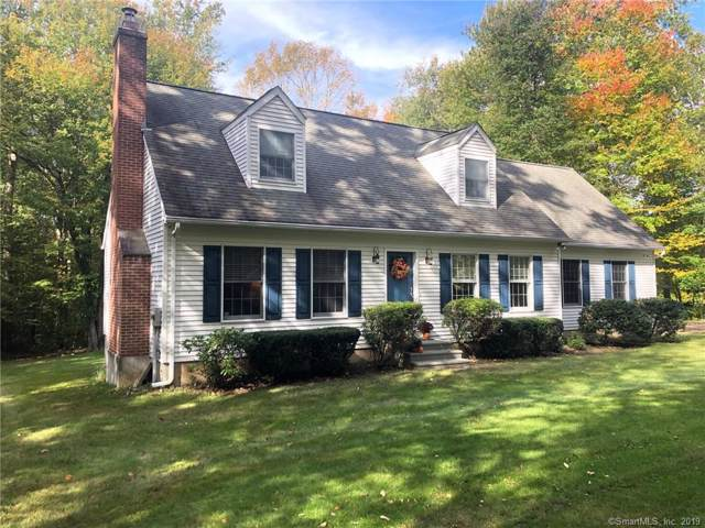 49 Anna Farm Road W, North Stonington, CT 06359 (MLS #170242229) :: Spectrum Real Estate Consultants