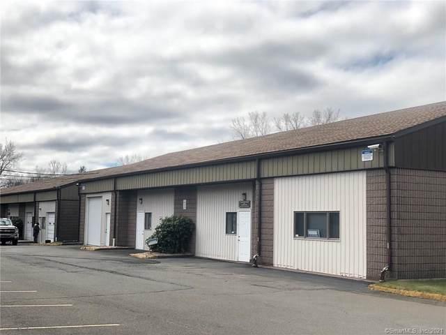 7 Corporate Drive 103-104, North Haven, CT 06473 (MLS #170258575) :: Frank Schiavone with Douglas Elliman