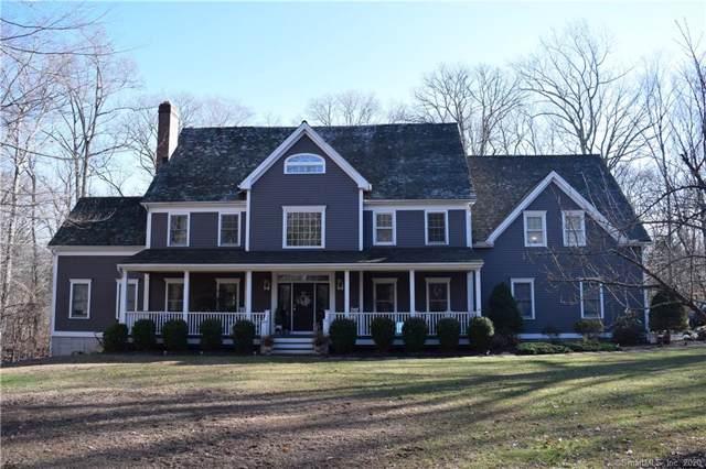 19 Tall Pines Drive, Weston, CT 06883 (MLS #170259225) :: Mark Boyland Real Estate Team
