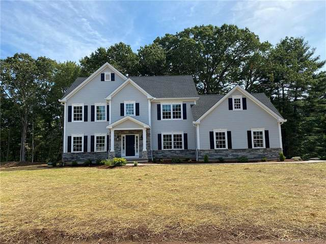 Lot 1 Copper Valley Ct, Cheshire, CT 06410 (MLS #170266144) :: GEN Next Real Estate