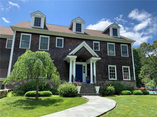 237 Georgetown Road, Weston, CT 06883 (MLS #170282873) :: Carbutti & Co Realtors