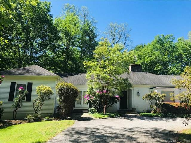 79 Golf Lane, Ridgefield, CT 06877 (MLS #170298693) :: The Higgins Group - The CT Home Finder