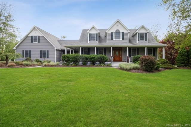 142 Chestnut Hill Road, Litchfield, CT 06759 (MLS #170301128) :: The Higgins Group - The CT Home Finder