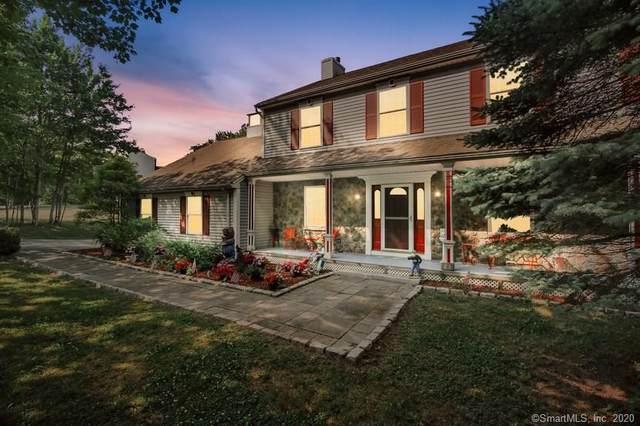 25 Partridge Road, Warren, CT 06754 (MLS #170307136) :: Carbutti & Co Realtors