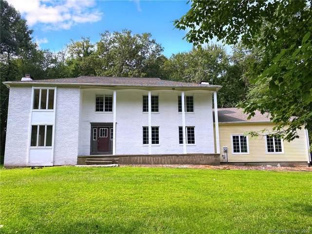 145 Bayberry Lane, Easton, CT 06612 (MLS #170318618) :: Sunset Creek Realty