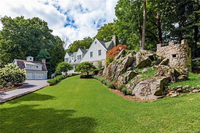 59 Cooper Road, Ridgefield, CT 06877 (MLS #170323424) :: The Higgins Group - The CT Home Finder