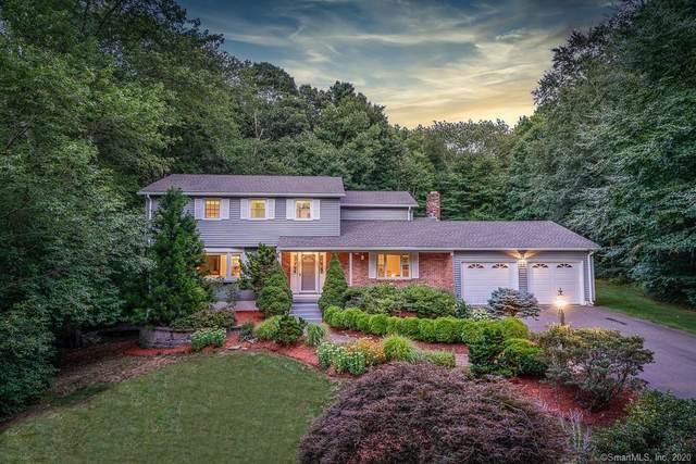 15 Andrew Way, Tolland, CT 06084 (MLS #170326560) :: GEN Next Real Estate
