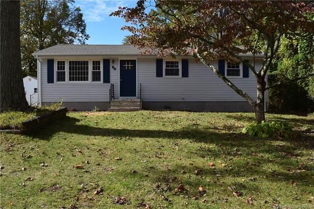 50 Oak Hill Road, Montville, CT 06370 (MLS #170334382) :: GEN Next Real Estate