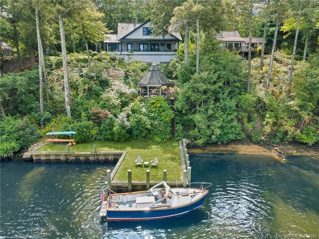 7 Oakland Avenue, Lyme, CT 06371 (MLS #170337875) :: The Higgins Group - The CT Home Finder