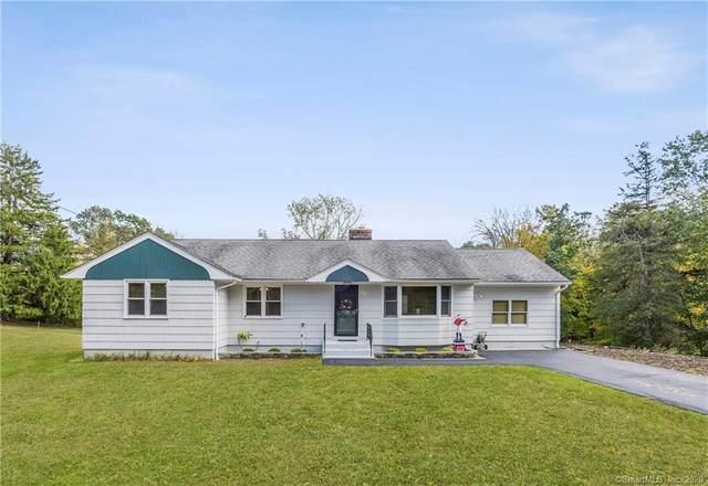116 Ross Road, Middlefield, CT 06481 (MLS #170341896) :: Kendall Group Real Estate | Keller Williams