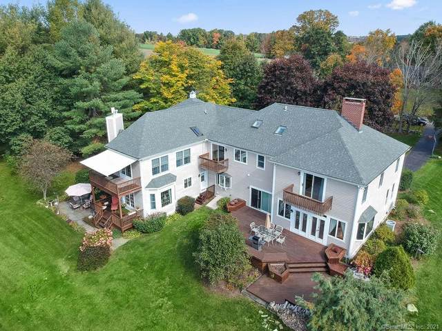 87 Carmel Hill Road, Woodbury, CT 06798 (MLS #170344829) :: Next Level Group