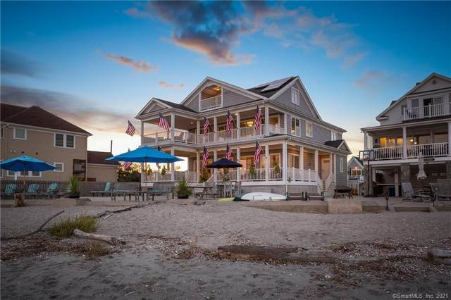 531 Fairfield Beach Road, Fairfield, CT 06824 (MLS #170345360) :: Michael & Associates Premium Properties | MAPP TEAM