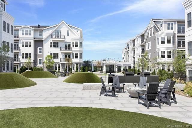 180 Park Street #107, New Canaan, CT 06840 (MLS #170357526) :: Michael & Associates Premium Properties   MAPP TEAM