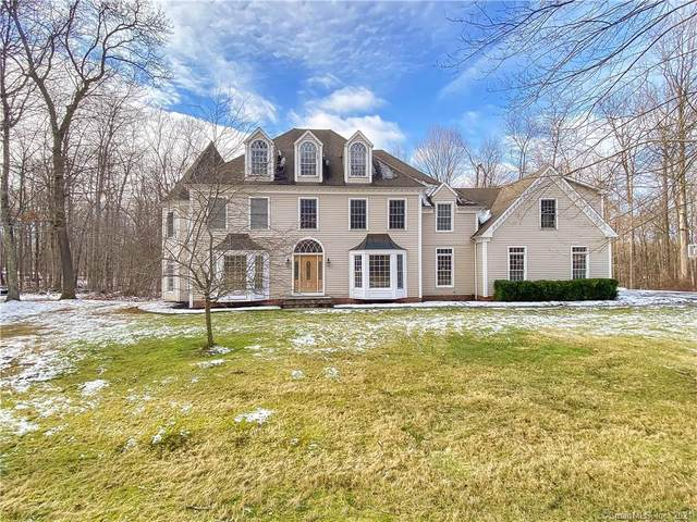 18 Jacobs Lane, Bethel, CT 06801 (MLS #170364120) :: Around Town Real Estate Team