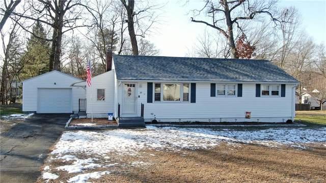 19 Howard Street, Enfield, CT 06082 (MLS #170364689) :: Around Town Real Estate Team