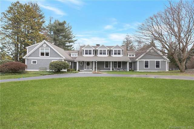 8 Homewood Lane, Darien, CT 06820 (MLS #170365868) :: Around Town Real Estate Team