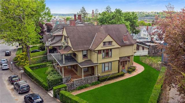 173 Hillside Avenue, Waterbury, CT 06710 (MLS #170366889) :: Chris O. Buswell, dba Options Real Estate