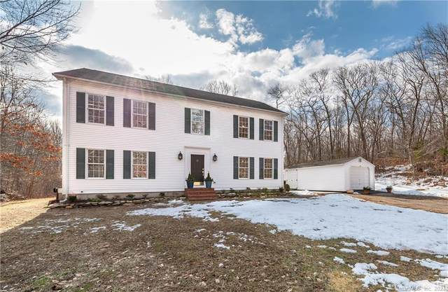 470 Raymond Hill Road, Montville, CT 06382 (MLS #170370705) :: Carbutti & Co Realtors