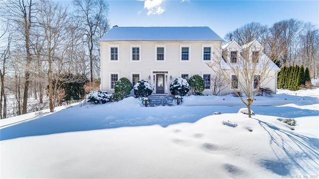 52 Thorne Wood Road, Haddam, CT 06441 (MLS #170371832) :: Tim Dent Real Estate Group