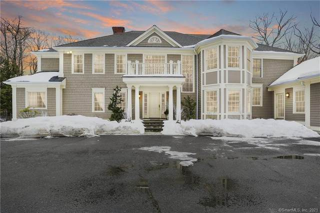 635 Cheese Spring Road, New Canaan, CT 06840 (MLS #170372469) :: Carbutti & Co Realtors