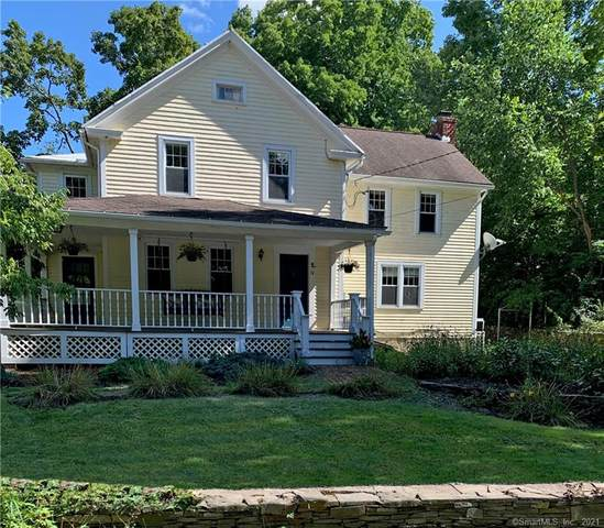 74 Middle Quarter Road, Woodbury, CT 06798 (MLS #170380094) :: Chris O. Buswell, dba Options Real Estate