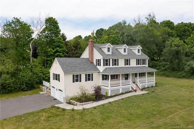 164 Shadow Lake Road, Ridgefield, CT 06877 (MLS #170385780) :: GEN Next Real Estate