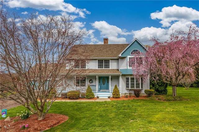 12 Apple Tree Lane, Portland, CT 06480 (MLS #170387822) :: Around Town Real Estate Team