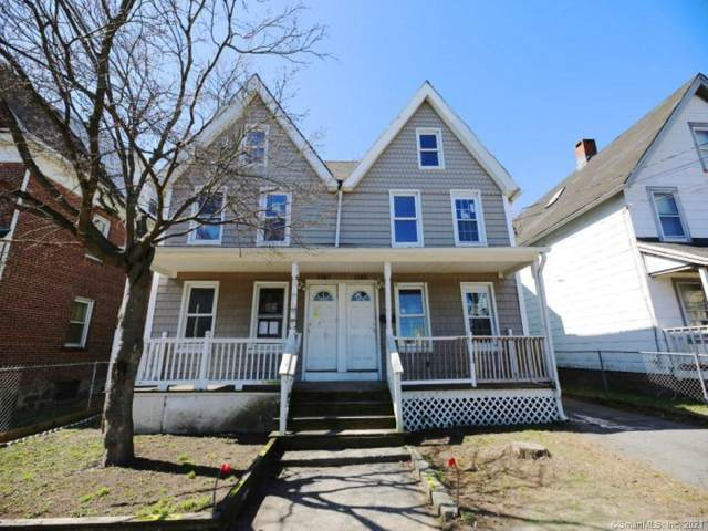 1187 Hancock Avenue, Bridgeport, CT 06605 (MLS #170390272) :: Michael & Associates Premium Properties | MAPP TEAM