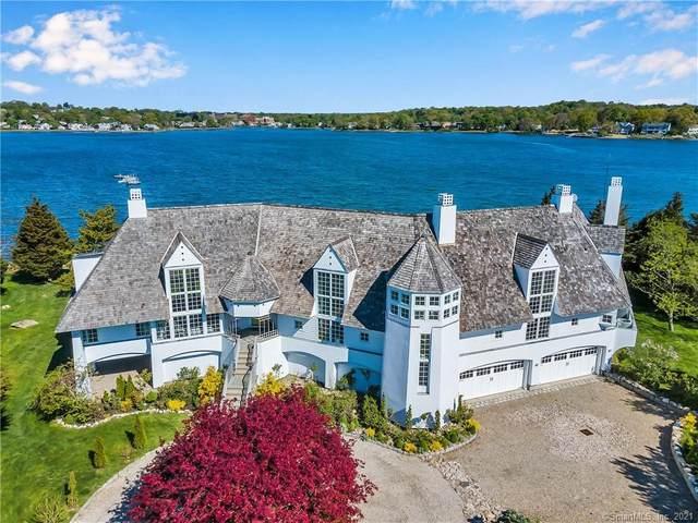 29 Brush Island Road, Darien, CT 06820 (MLS #170398394) :: GEN Next Real Estate