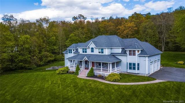 436 Quaker Farms Road, Oxford, CT 06478 (MLS #170399858) :: GEN Next Real Estate