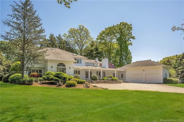 32 Red Coat Road, Westport, CT 06880 (MLS #170400130) :: Spectrum Real Estate Consultants