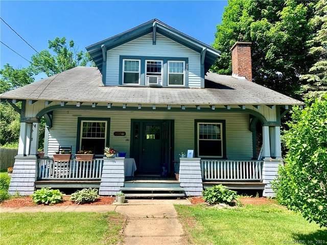 181 River Road, Willington, CT 06279 (MLS #170403997) :: Spectrum Real Estate Consultants