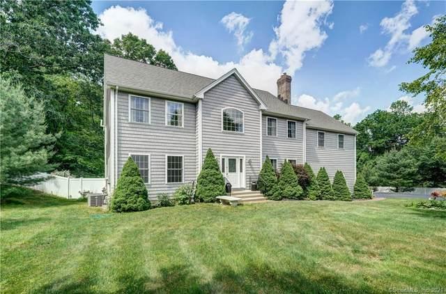 60 Knapp Street, Monroe, CT 06468 (MLS #170406738) :: Spectrum Real Estate Consultants