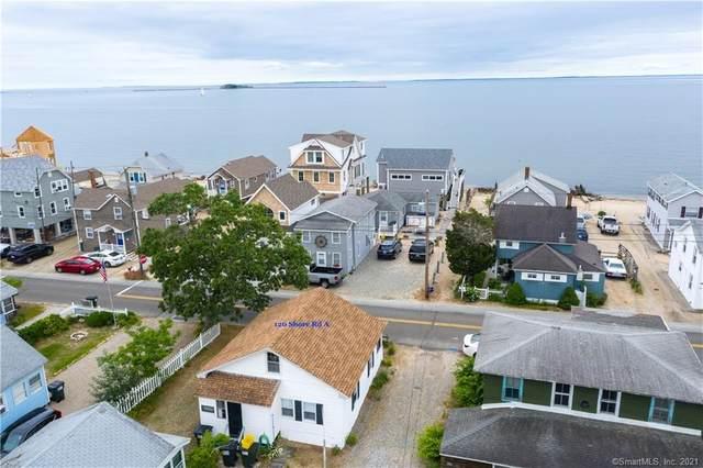 120 Shore Road A, Clinton, CT 06413 (MLS #170409351) :: GEN Next Real Estate
