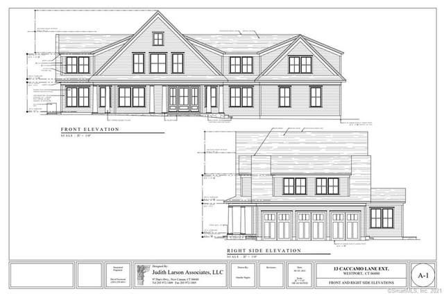 13 Caccamo Lane, Westport, CT 06880 (MLS #170412354) :: Michael & Associates Premium Properties | MAPP TEAM
